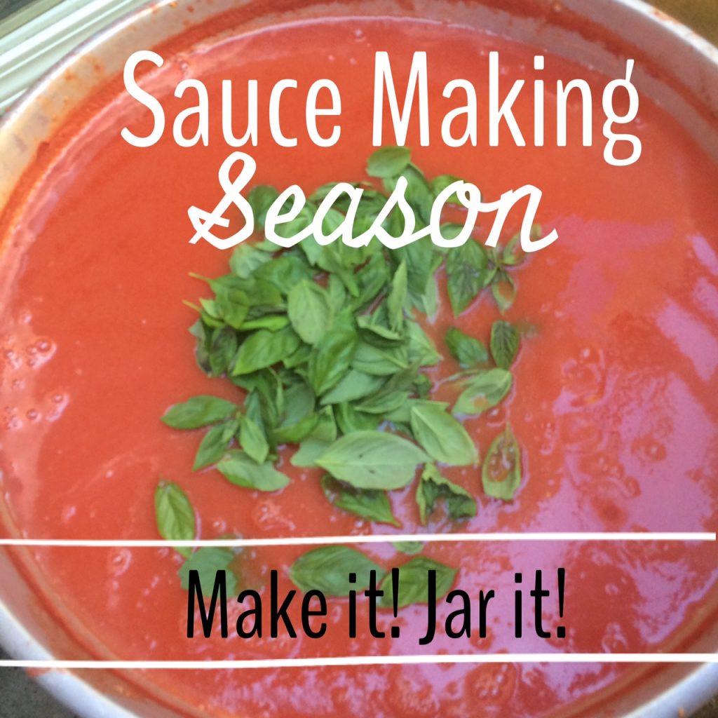 Sauce Season
