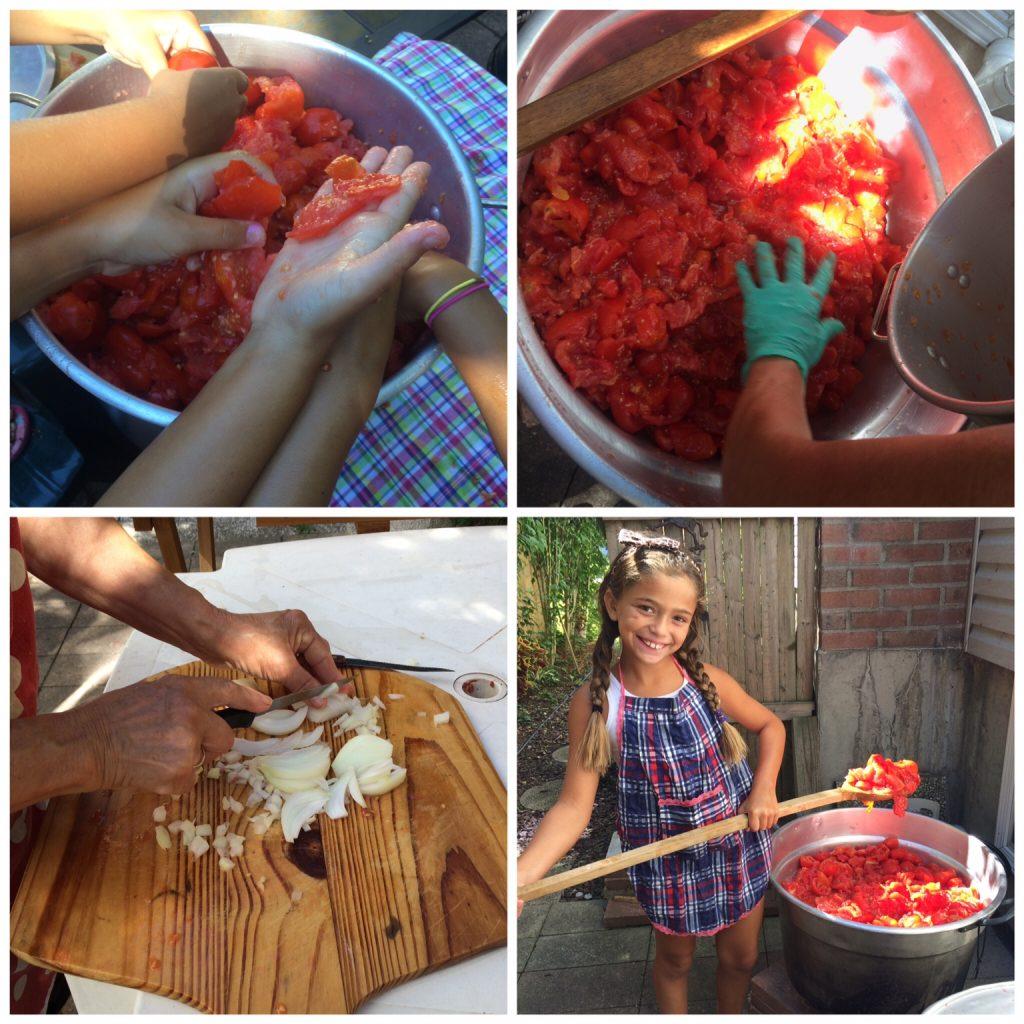 Tomato Chopped