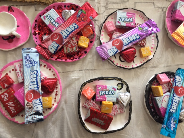 candy plate